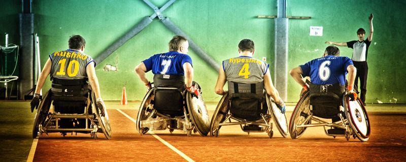 Первый этап польской лиги регби пройден успешно!