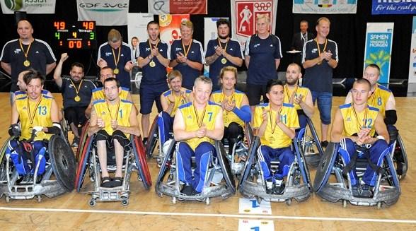 Швеция - Чемпион Европы