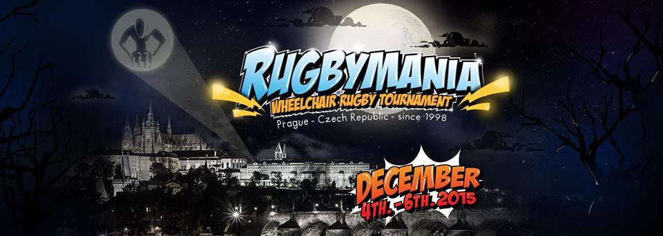 Міжнародний турнір з регбі на колясках – Rugbymania 2015