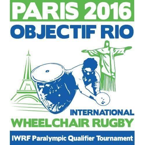 Кваліфікація IWRF 2016 до Паралімпійських ігор у Ріо